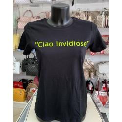Tshirt ''Ciao invidiose''