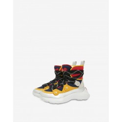 HIGH SNEAKERS MULTICOLOR...