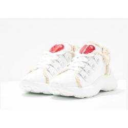 Sneakers basse pelliccia