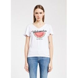 T-shirt stampa watermellon