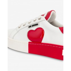 SNEAKER IN VITELLO CON...