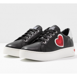 Sneakers Love Moschino nero