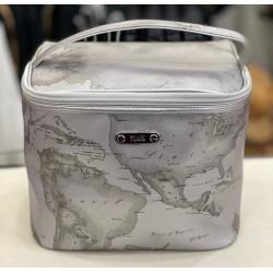 Beauty case squadrato Grey