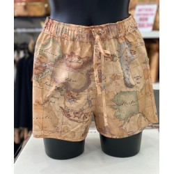 Pantaloncino Geo Classic